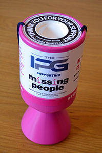 The IPG Network Joins The Vital Search For Missing Children