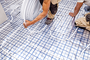 Why you should get up to speed on underfloor heating