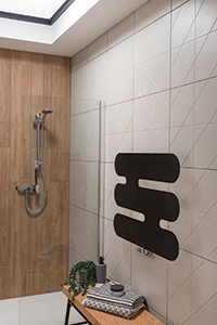 'Wow factor' heating with NEW Fog Towel Warmer by Aestus