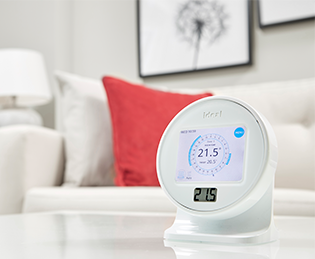 Ideal Boilers Touch Connect thermostat