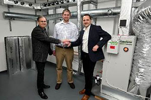 Bell Plumbing Supplies deal with Unico Systems