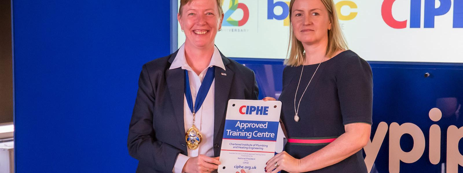 Polypipe opens £250,000 underfloor heating training centre