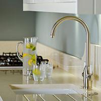 Abode 4 in 1 Steaming Hot Water Taps
