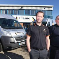 Strong growth at Flame Heating Spares