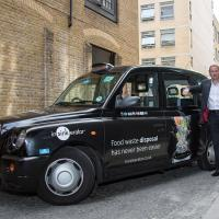 Insinkerator® broadens marketing activity with London taxi campaign