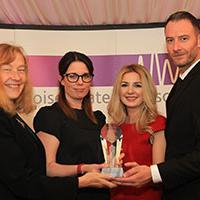 Vaillant Boilers staff with their award