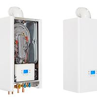 The Ravenheat HE30S compact boiler