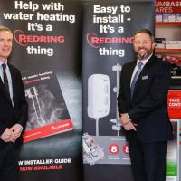 Redring launches installer partnership with Plumbase