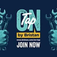 Bristan On Tap Logo