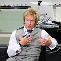 Charlie Mullins - Pimlico Plumbers - Real Business Forum August