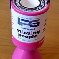 Missing children tin