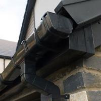 Anthracite Grey: Trendy Gutters From Marley
