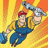 Sanitary superheroes