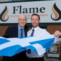 The heat is on as Flame embarks on Scotland recruitment drive