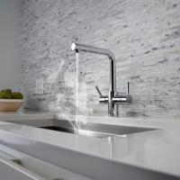 Don't waste energy, get a hot tap from Insinkerator®