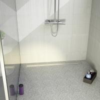 Ceramique Internationale launches new linear drain wet tray range