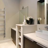 Jazz Towel Warmer by Aestus