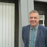 Barlo Radiators new Southern Sales Director Julian Reed