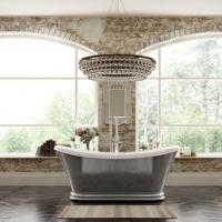 Transforming bathing into a luxurious spa like experience, Knightsbridge bath image