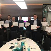 MPACT staff on Mental Health in the Construction Sector course
