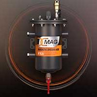 New Inta magnetic filter system