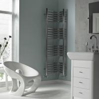 New Mild Steel INTTRA Towel Warmer By Vogue (UK)