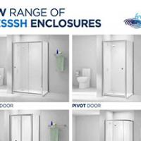 Primaflow F&P new shower enclosure range