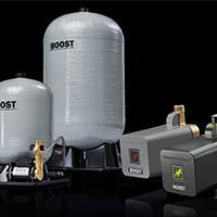 Salamander's new range of mains-booster pumps