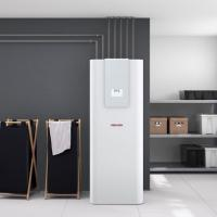 Stiebel's new integrated DHW and buffer cylinder saves space for homeowners