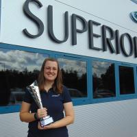 Superior apprentice scoops prestigious Dorset Apprenticeship Award 2017