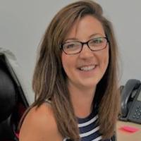 Terri Taylor, marketing executive at Intergas