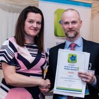 Whirlpool Dishwasher Wins Waterwise Award
