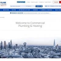 Plumb Center website
