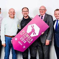 Taunton's Steve Bartin Named 2018 UK Plumber Of The Year